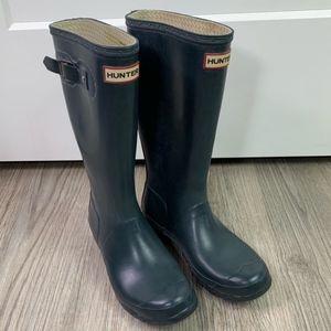 {Hunter} Rain Boots Sz 6M/7F